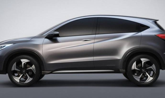 2013  Honda Urban SUV Concept, revealed ahead of Detroit