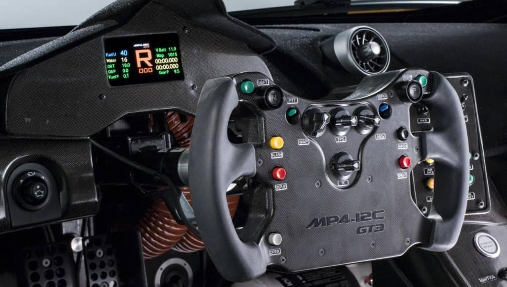 2013 McLaren MP4-12C GT3 gets new updates