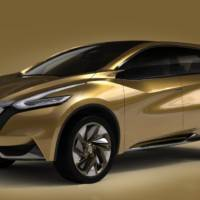 2013 Nissan Resonance concept introduced at NAIAS