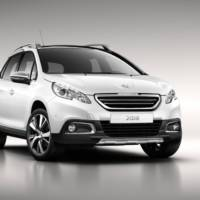 2013 Peugeot 2008 - official press release and photos