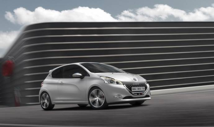2013 Peugeot 208 GTI priced at 18.895 pounds in the UK