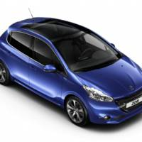 2013 Peugeot 208 Intuitive edition, priced at 14.245 pounds