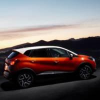 2013 Renault Captur - official photos and details