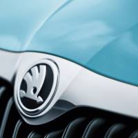 2013 Skoda Fabia and Roomster receive new logo