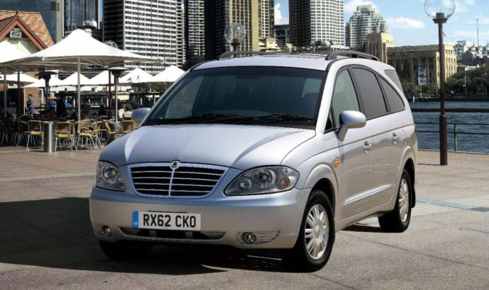 2013 Ssangyong Rodios gets a new 2.0 litre diesel