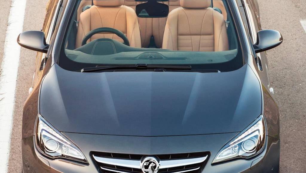 2013 Vauxhall Cascada priced from 23.995 pounds