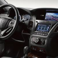 2014 Acura RLX starts from 48.450 dollars in US