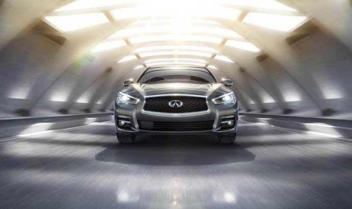 2014 Infiniti Q50 sedan replaces the old G-Series
