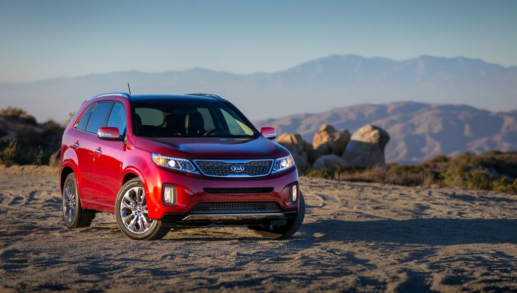 2014 Kia Sorento, to feature new generation UVO navigation system with Google Maps