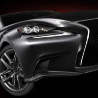 2014 Lexus IS - official press release and photos