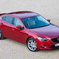 2014 Mazda6 sedan priced at $20.880 in the US