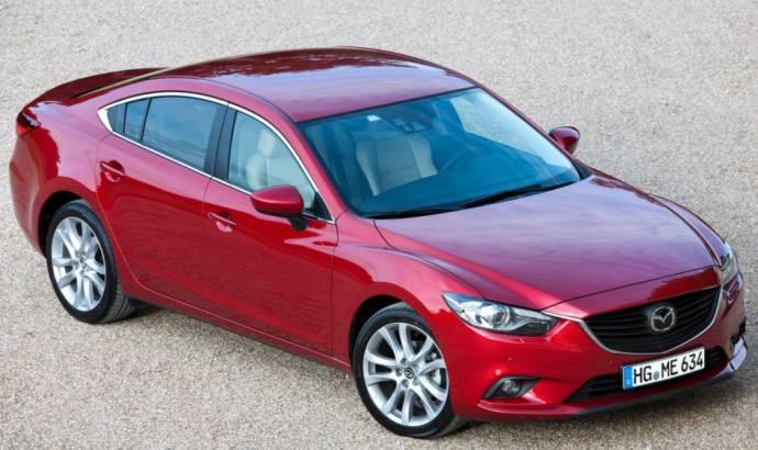 2014 Mazda6 sedan priced at $20.880 in the US