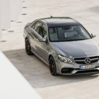 2014 Mercedes E63 AMG will get Business Line package