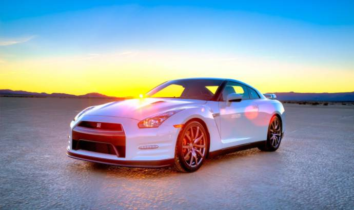 2014 Nissan GT-R starts from 99.590 dollars in the US