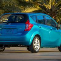 2014 Nissan Versa Note introduced in Detroit with a price of 13.990 USD