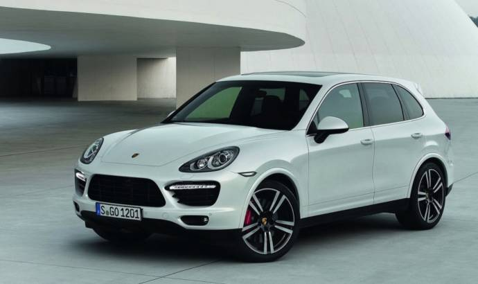 2014 Porsche Cayenne S Turbo, priced at 146.000 dollars in the US