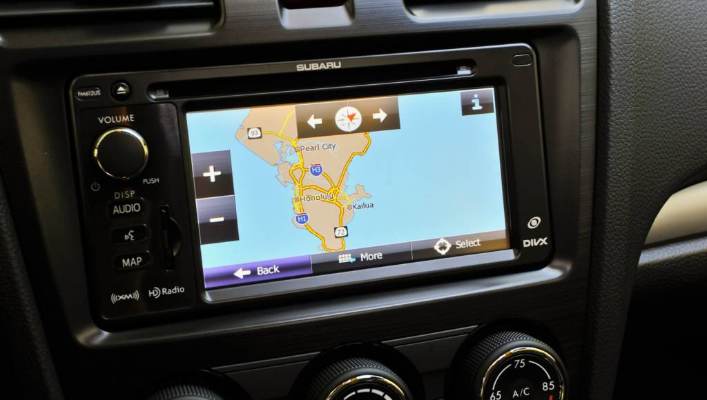 2014 Subaru Forester, to feature Starlink Infotainment System unveiled in CES 2013