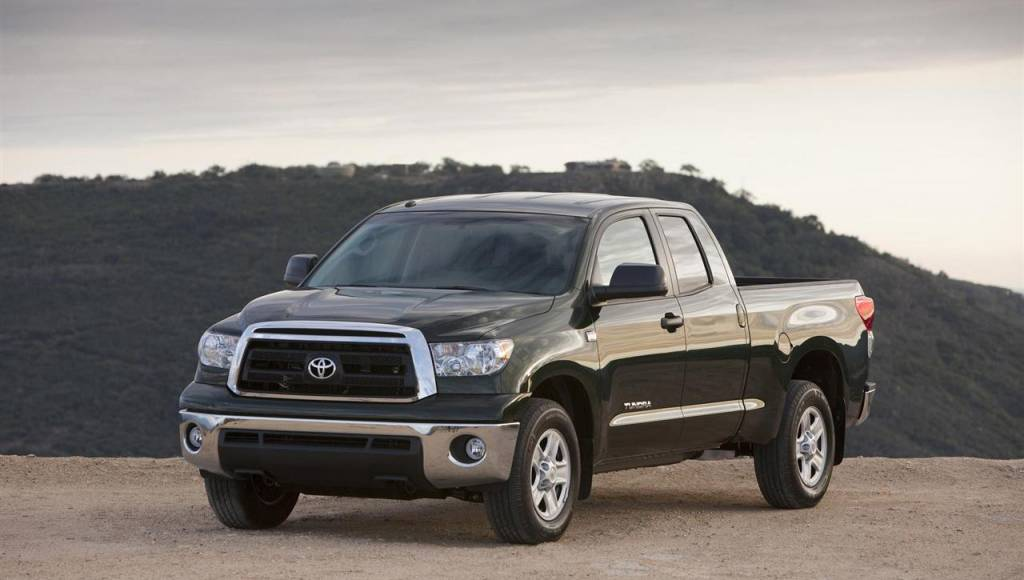 2014 Toyota Tundra to be introduced in Chicago Motor Show