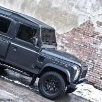 A. Kahn Design introduces the Defender Military Edition