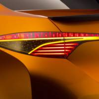 A new teaser for the Toyota Furia Concept