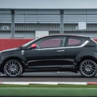Alfa Romeo MiTo Quadrifoglio Verde SBK launched in UK