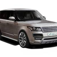 Arden AR9 Range Rover is just another tuning kit