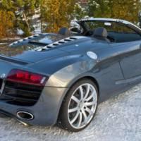Audi R8 V10 Spyder modified by B&B