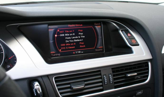 Audi US cars to feature NVIDIA powered infotainment systems