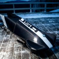 BMW two-man bobsled introduced for US Team