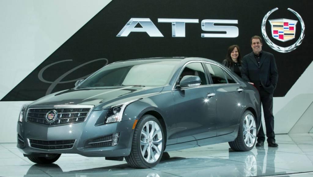 Cadillac ATS named 2013 North American Car of the Year