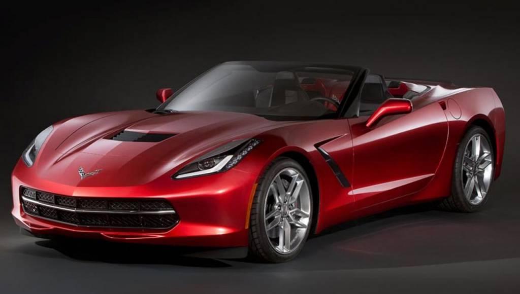 Chevrolet Corvette Stingray Convertible is heading to Geneva Motor Show