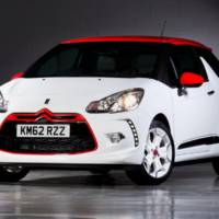 Citroen DS3 Red Edition priced at 15.665 pounds in the UK