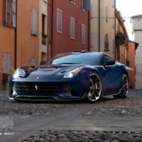 DMC Ferrari F12 Berlinetta Spia tuning package