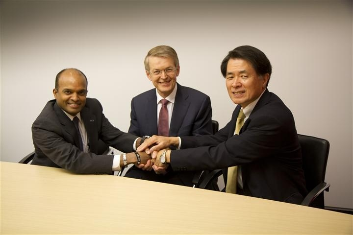 Daimler, Ford and Nissan to jointly develop fuel cell electric vehicles