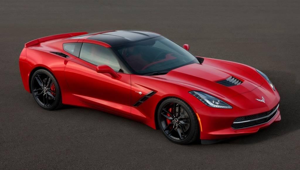 First Chevrolet Corvette Stingray sold for 1.1M USD