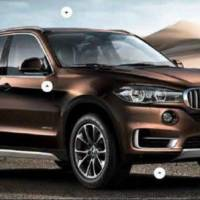 First image of the 2014 BMW X5