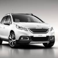 First official photos of the Peugeot 2008