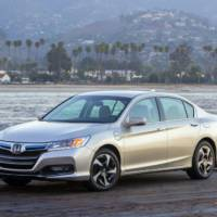 Honda Accord Plug-In Hybrid available at 39.870 dollars in the US