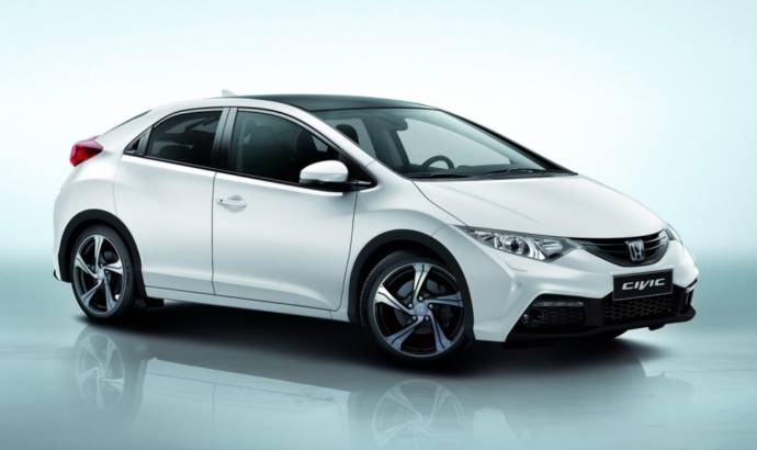 Honda Civic Aero Pack available in Europe