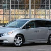 Honda will recall 748.000 Odyssey and Pilot units