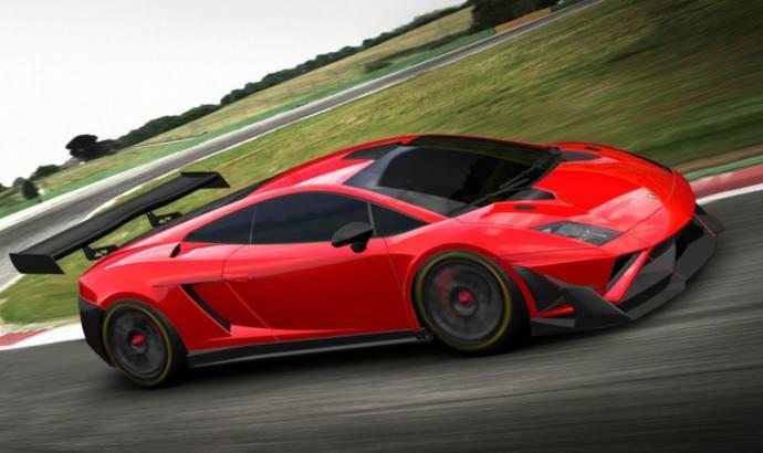 Lamborghini Gallardo GT3 FL2 officially introduced