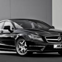 MKB Mercedes CLS63 AMG tuning kit is rated at 700hp