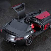 McChip unveils new performance kit for the Mercedes SLS AMG
