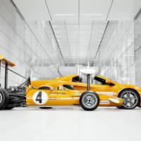 McLaren is preparing for 50th anniversary