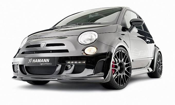 Meet the Fiat 500 Sportivo by Hamann