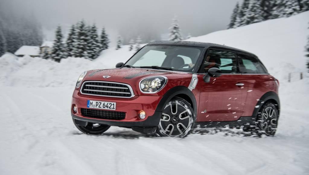 Mini expands its all-wheel drive range