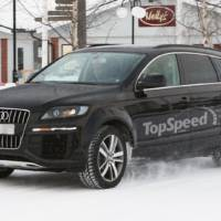 Next generation of Audi Q7 will be lighter thanks to carbon fiber and aluminum body parts