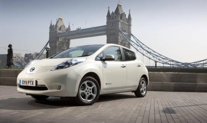 Nissan Leaf price, slashed by 3000 euro