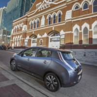 Nissan reveals the US version of the 2013 Leaf