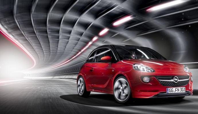 Opel Adam reaches 20.000+ orders